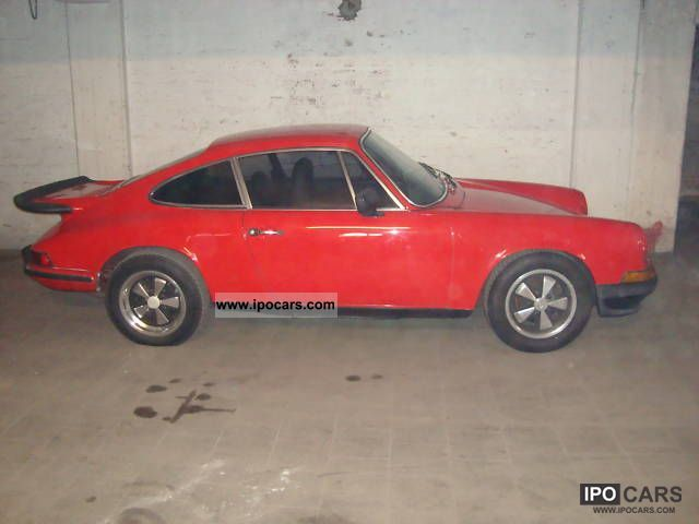 Porsche  911 2,4 T / E 1973 Vintage, Classic and Old Cars photo