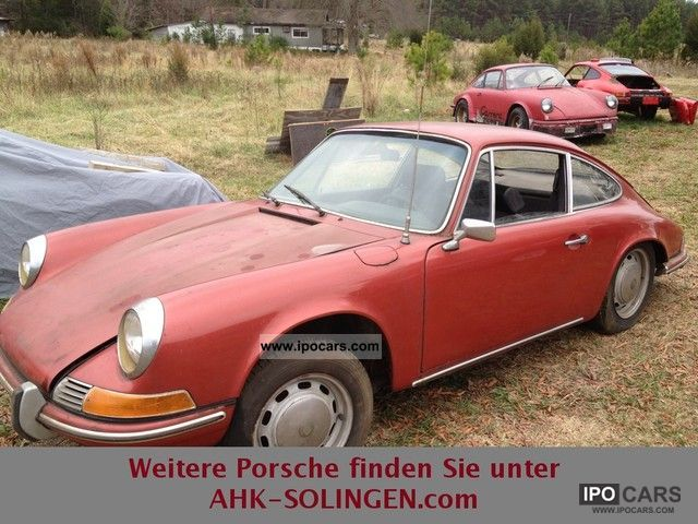 Porsche  911 2,2 T Coupe 1970 Vintage, Classic and Old Cars photo