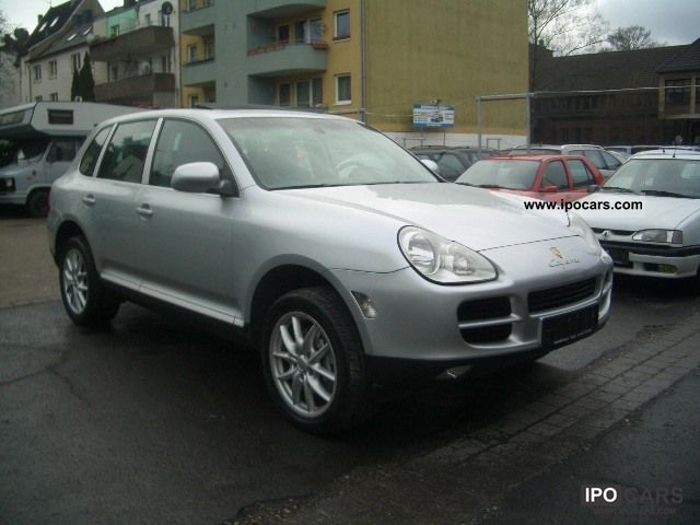 2003 Porsche Cayenne S Tiptronic S Off-road Vehicle/Pickup Truck Used ...