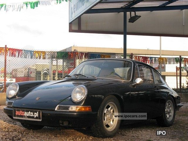 1967 Porsche  911 AUTO PROFESJONALNIE ODRESTAUROWANE / STAN PD Sports car/Coupe Used vehicle photo