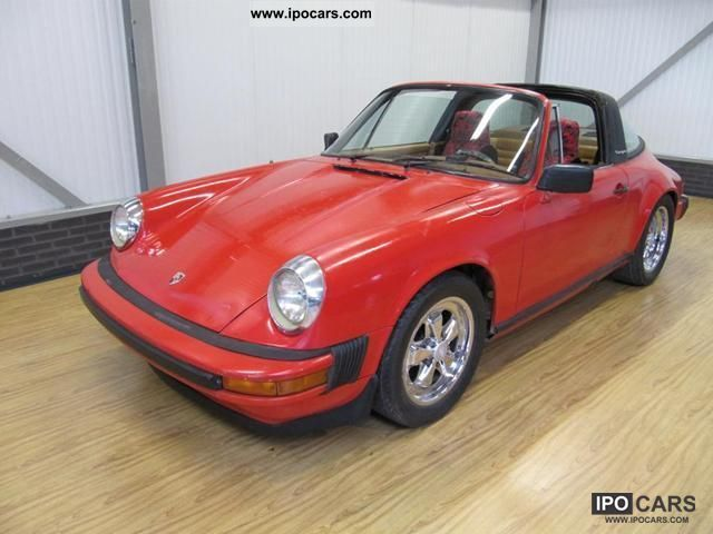 Porsche  911 SC Targa 3.0L 1978 Vintage, Classic and Old Cars photo