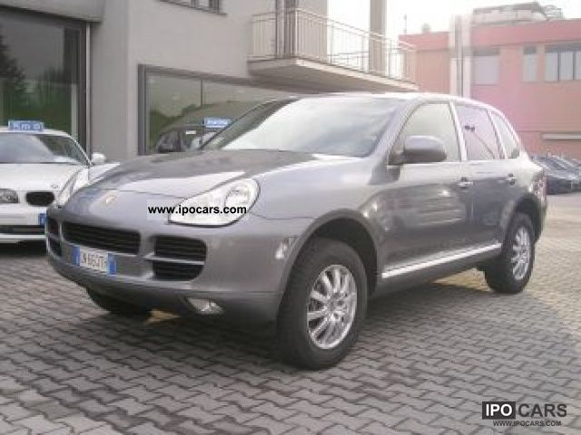 2004 porsche cayenne 3 2 v6 cat 6 marce car photo and specs