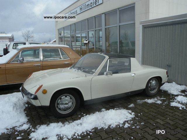 Porsche  914 * very good original condition * 1970 Vintage, Classic and Old Cars photo