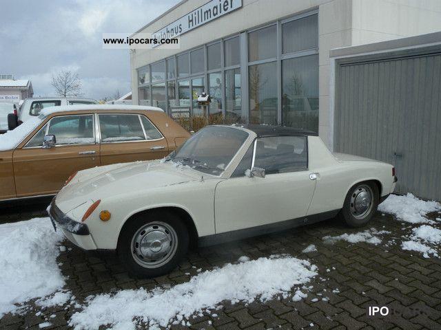1970 Porsche  914 * very good original condition * Cabrio / roadster Used vehicle photo