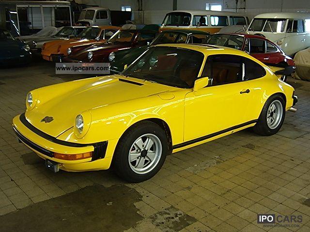 1978 Porsche  SC 911 3.0 Coupé Sports car/Coupe Classic Vehicle photo