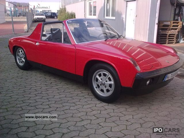 Porsche  914 1973 Vintage, Classic and Old Cars photo
