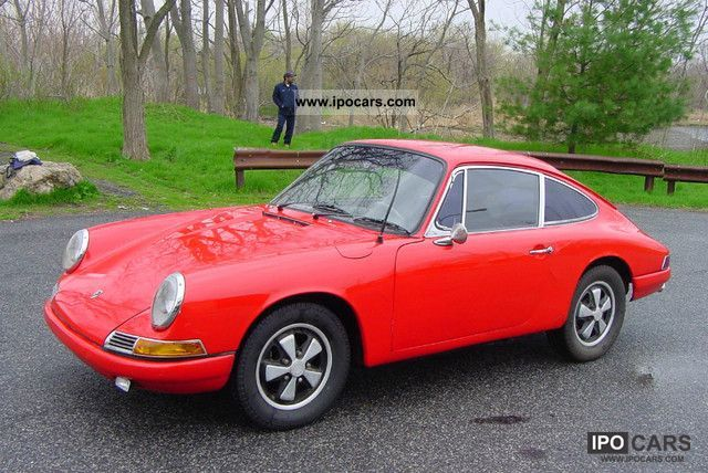 Porsche  NULL SERIES PAINTED 3-DIAL DASH PRODUCTION REUTTER 1965 Vintage, Classic and Old Cars photo