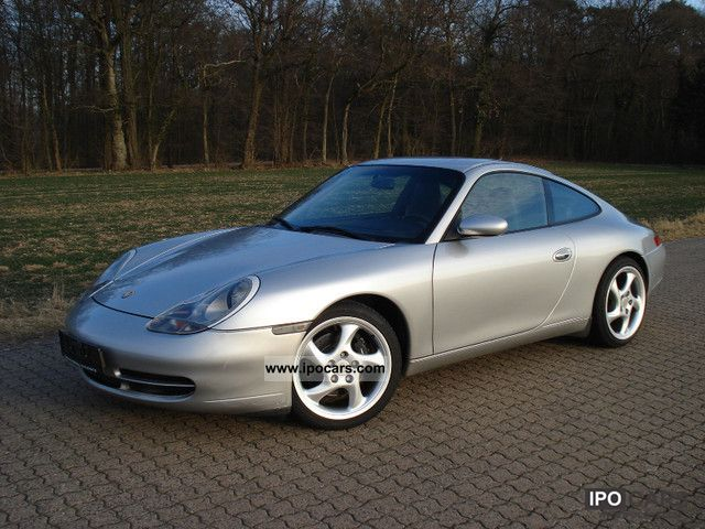 1998 Porsche  911 996 Coupe features full navigation system Sports car/Coupe Used vehicle photo