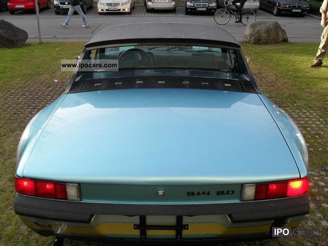 Porsche  914 2.0 TARGA GT CLONE MARK H 1974 Vintage, Classic and Old Cars photo