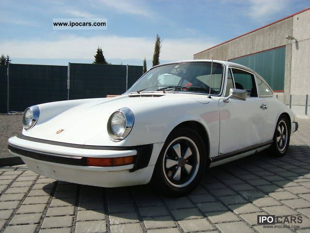 Porsche  911 3,0 COUPE 1974 Vintage, Classic and Old Cars photo