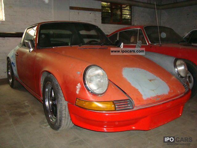 Porsche  911 2,4 Targa 1973 Vintage, Classic and Old Cars photo