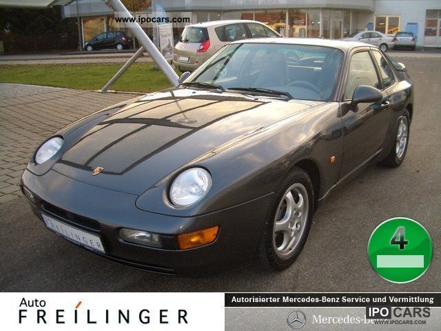 1995 Porsche  968 Sports car/Coupe Used vehicle photo