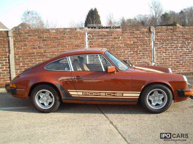 1980 porsche 911 specs