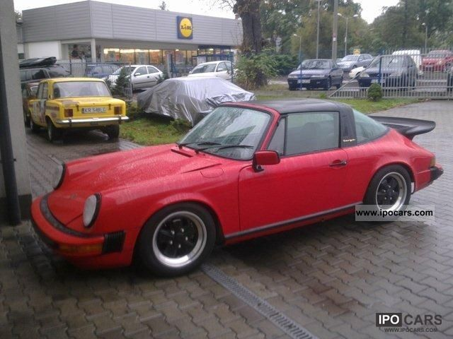 Porsche  911 Targa 1975 Vintage, Classic and Old Cars photo