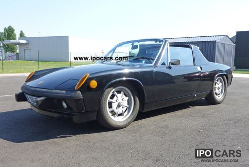 Porsche  914 1974 Vintage, Classic and Old Cars photo