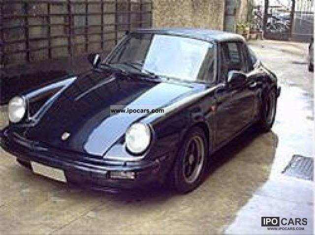 Porsche  Targa convertible 1970 Vintage, Classic and Old Cars photo
