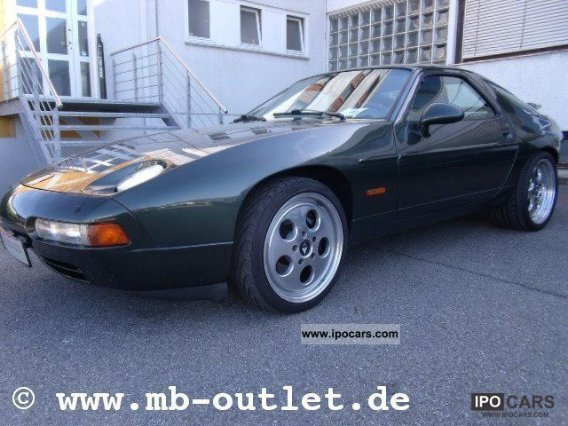 1993 Porsche  * 928 GTS 2.Hd * German * checkbook * Exclusive leather * Sports car/Coupe Used vehicle photo
