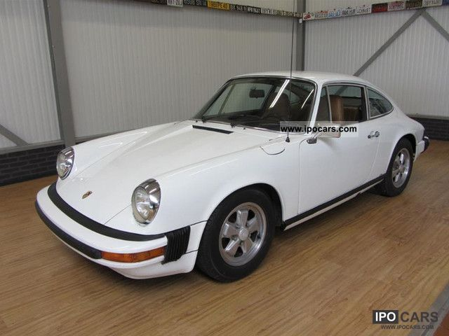 Porsche  911 Coupe 1974 Vintage, Classic and Old Cars photo