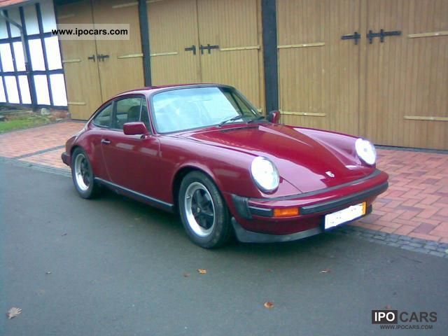 1978 Porsche  911 SC OLDTIMER Sports car/Coupe Used vehicle photo