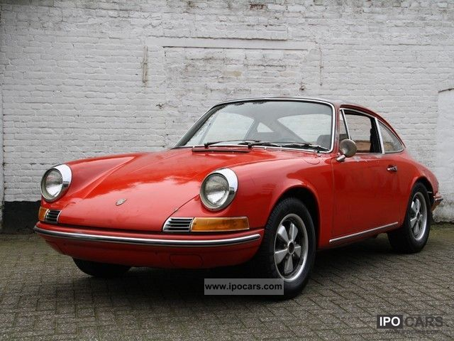 Porsche  912 Restoration Project 1968 Vintage, Classic and Old Cars photo