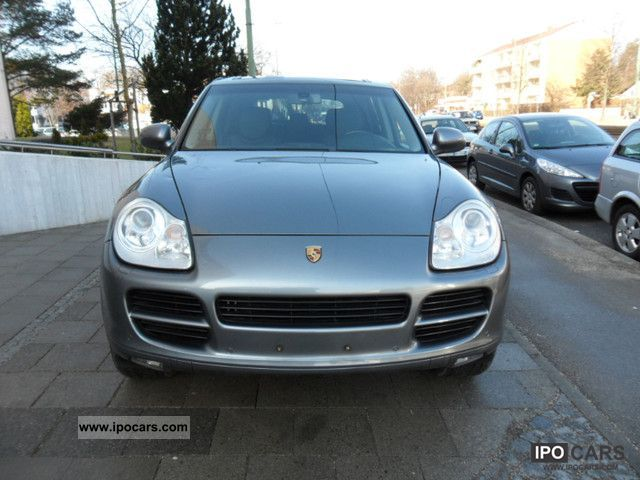 2007 Porsche Cayenne S Tiptronic S Air Suspension panoramic roof - Car ...