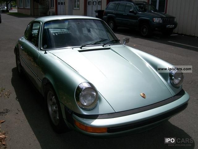 Porsche  911 2,7 1974 Vintage, Classic and Old Cars photo