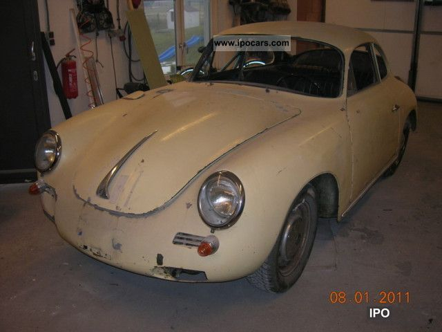 Porsche  356 SC Coupe 12V * option * 1965 Vintage, Classic and Old Cars photo