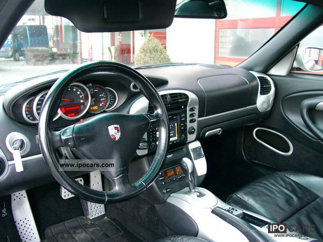 Porsche Targa 4S >> 2002 Porsche 996 911 Targa Tiptronic full leather PCM ...