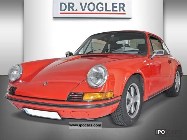 Porsche  912 Coupe Leather BJ.1968 1968 Vintage, Classic and Old Cars photo