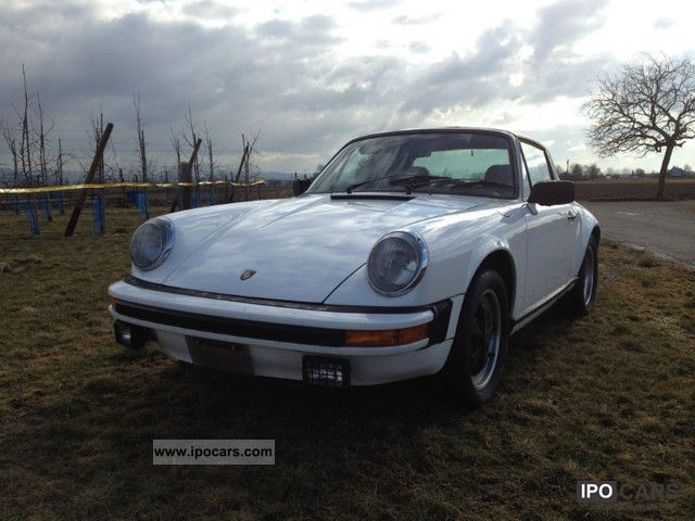 Porsche  911 SC Targa 1979 Vintage, Classic and Old Cars photo