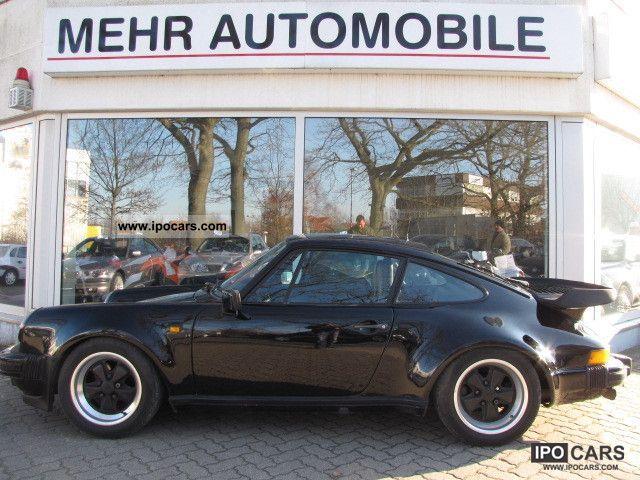 porsche 911 turbo-look 1985