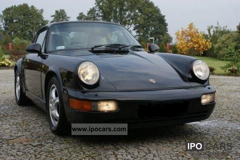 1992 Porsche  911 Carrera 2 Sports car/Coupe Used vehicle photo