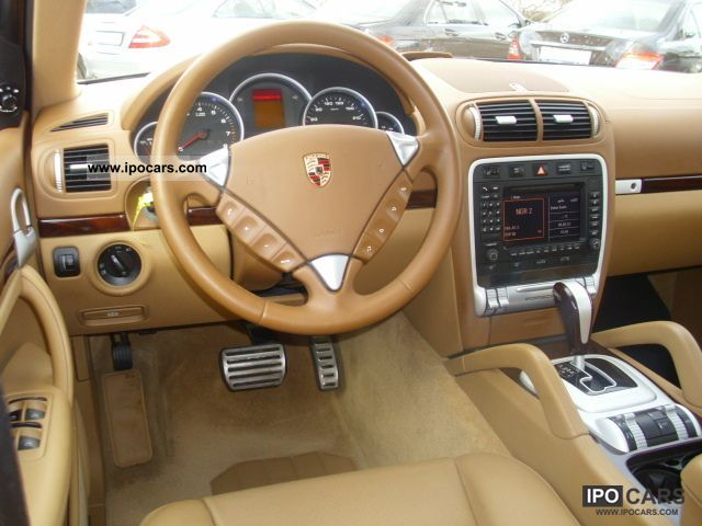 2007 Porsche Cayenne S Tiptronic  Off-road Vehicle/Pickup Truck Used ...