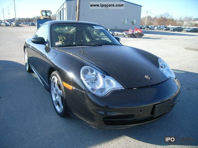 2003 Porsche  911 CARRERA Sports car/Coupe Used vehicle 			(business photo