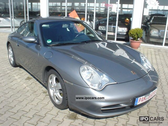 2002 Porsche  911 996 Carrera 3.6 liter * 1HAND! German car Sports car/Coupe Used vehicle photo