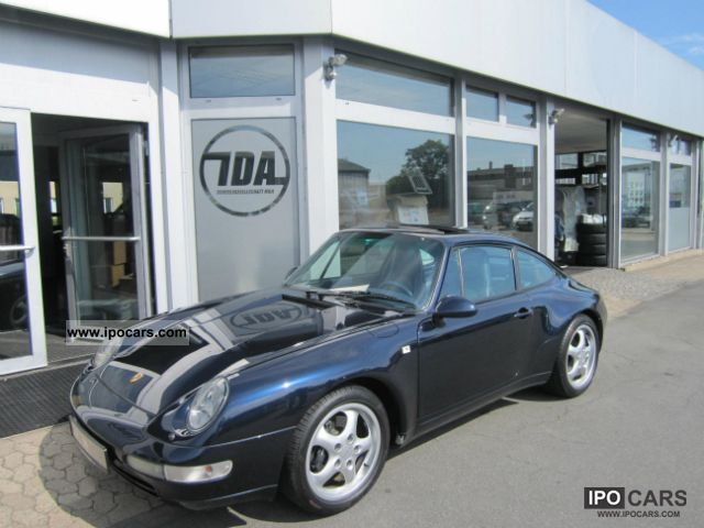 1994 Porsche  911 993 Sports car/Coupe Used vehicle photo