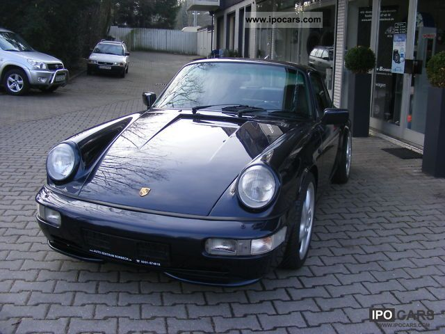 1991 Porsche  911 Carrera 2 Sports car/Coupe Used vehicle photo