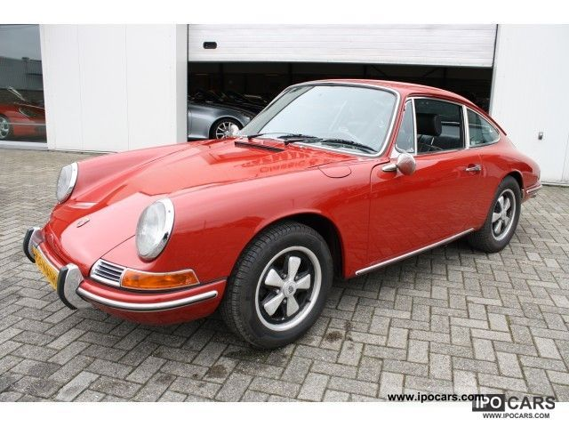 Porsche  911 2.0 1968 Vintage, Classic and Old Cars photo