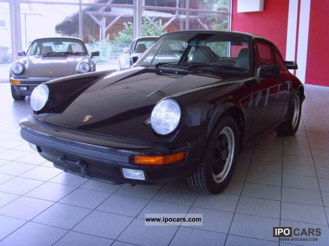 1988 Porsche  911 Carrera 3.2 G50 gearbox Sports car/Coupe Used vehicle photo
