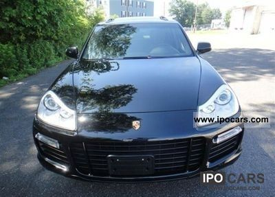 2008 Porsche  Cayenne GTS Off-road Vehicle/Pickup Truck Used vehicle 			(business photo