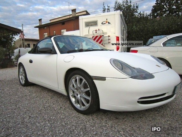 2003 Porsche  911 996 Carrera 4 Cabriolet 301 cv Cabrio / roadster Used vehicle photo