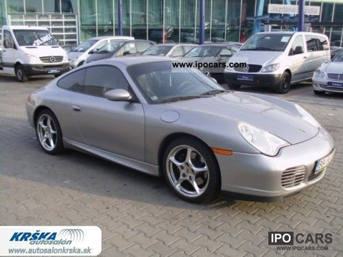 2004 Porsche  911 40 years Sports car/Coupe Used vehicle photo