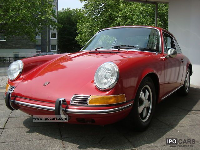 Porsche  911 2,2 T 1970 Vintage, Classic and Old Cars photo