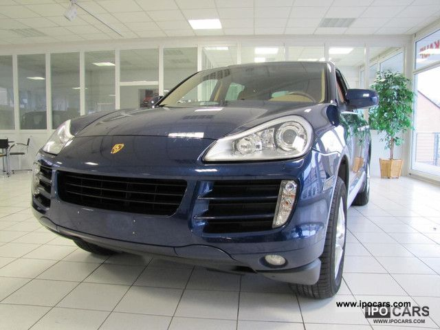 2008 Porsche  Cayenne S Tiptronic, navigation, Autom.Alu, Off-road Vehicle/Pickup Truck Used vehicle photo