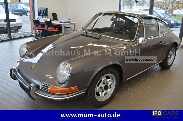Porsche  912 H-approval 1969 Vintage, Classic and Old Cars photo