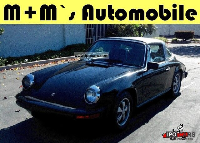 Porsche  911 Targa 2.7 fox / leather / original condition 1974 Vintage, Classic and Old Cars photo