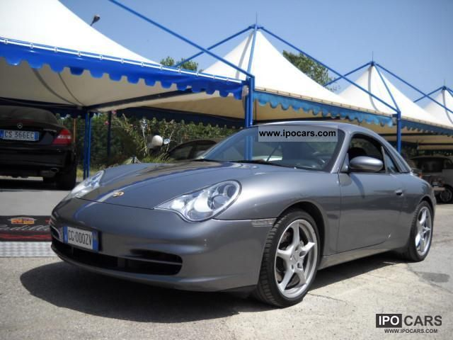 2003 Porsche  911 996 CARRERA 4 CONVERTIBLE TIPTRONIC Cabrio / roadster Used vehicle photo
