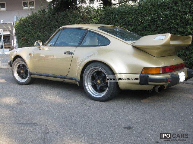 1983 porsche 911 930 car photo and specs ipocars com