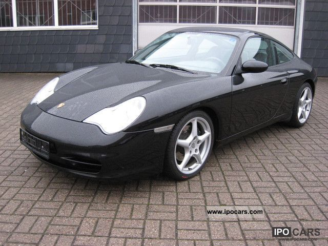 2004 Porsche  911 996 Carrera Coupe BLACK * NAVI * SUNROOF Sports car/Coupe Used vehicle photo