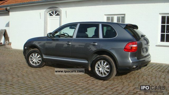 2008 Porsche Cayenne 3 6 V6 Tiptronic S Car Photo And Specs